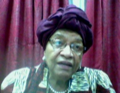 Prezydent Liberii: Proszę o wsparcie w walce z wirusem Eboli