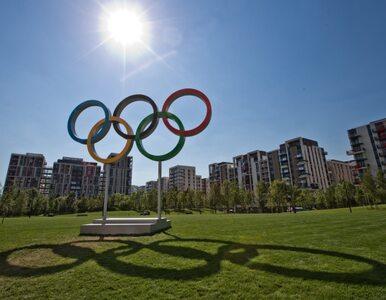 Polscy sportowcy powitani w wiosce olimpijskiej