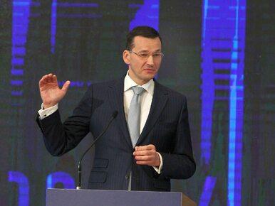 Morawiecki o zakupie Banku Pekao: Kończy się era wyprzedaży polskich...