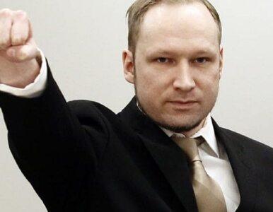 Anders Breivik skarży się na nieludzkie traktowanie i składa skargę do...