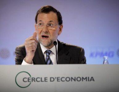 Hiszpanie poproszą Europę, by ratowała ich banki?