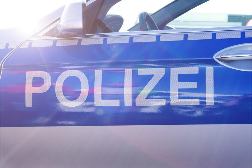 Niemiecka policja, zdjęcie ilustracyjne