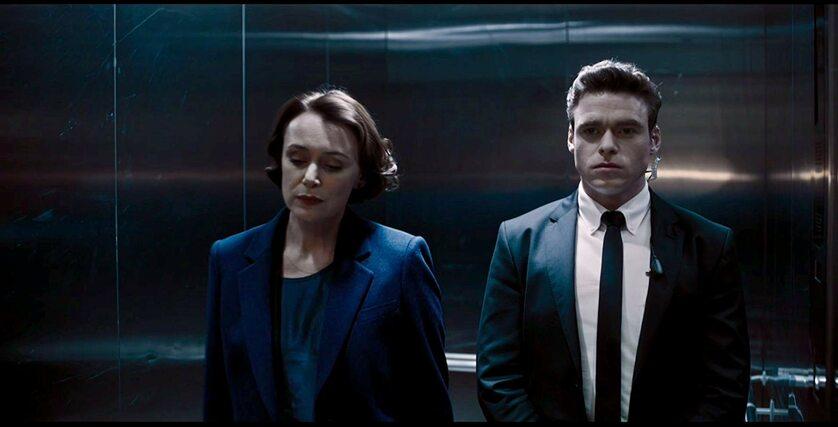 """Scena z serialu """"Bodyguard"""""""