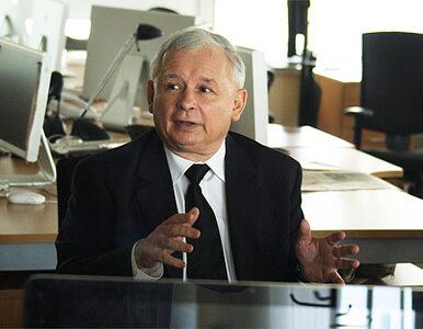 Kaczyński: Sikorski? Bez komentarza. Jestem poważnym człowiekiem