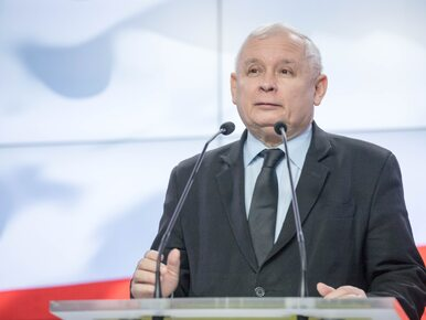 """Jarosław Kaczyński o taśmach opublikowanych przez """"GW"""": Muszę prostować..."""