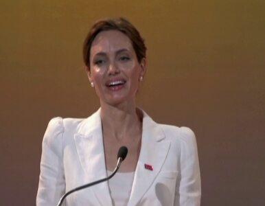 Angelina Jolie wzywa narody do działań przciwko przemocy seksualnej