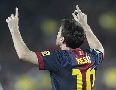 Messi wróci do treningów już w sobotę