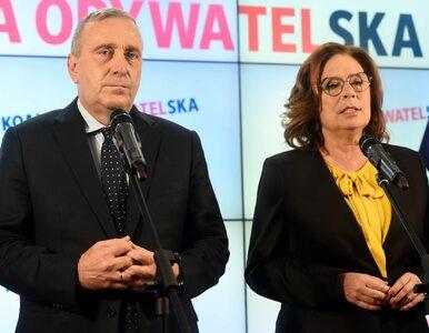 Grzegorz Schetyna: Nie jestem ojcem kandydatury Małgorzaty Kidawy-Błońskiej