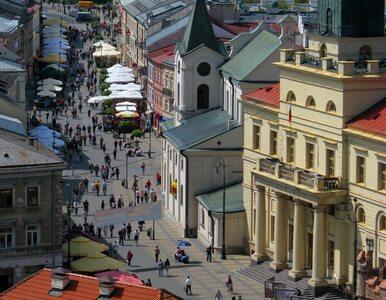 """Marsz kibiców. """"Lublin miastem bez dewiacji"""""""