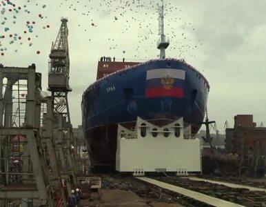 Rosjanie chwalą się nowym okrętem o napędzie atomowym. Zobaczcie, jak...