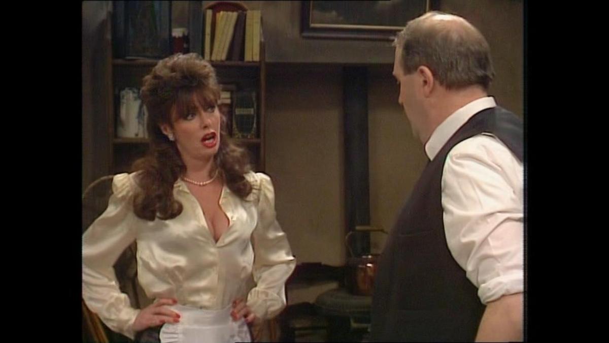 """Vicki Michelle w serialu """"'Allo 'Allo!"""" (1982-1992)"""