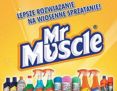 Lepsze rozwiązanie na codzienne sprzątanie dzięki gamie produktów Mr Muscle