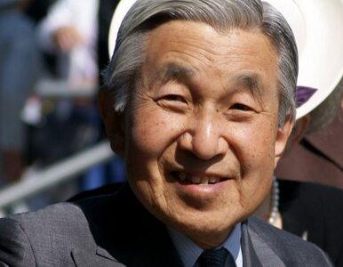 Cesarz Japonii: niech ten rok będzie dobry. Choćby tylko trochę