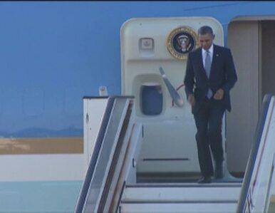 Obama przed szczytem nuklearnym w Hadze: Solidaryzujemy się z UE ws....