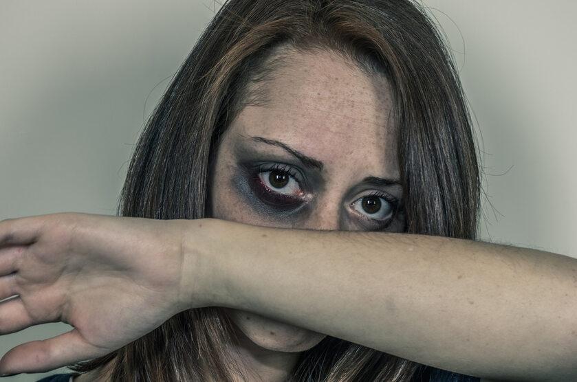 Przemoc wobec kobiet, zdjęcie ilustracyjne
