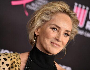 """Sharon Stone o swojej chorobie. """"Księżna Diana zmarła, a ja miałam..."""