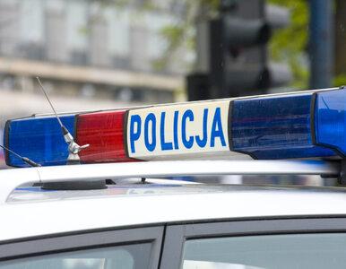 Policyjna akcja w Piasecznie. Padły strzały