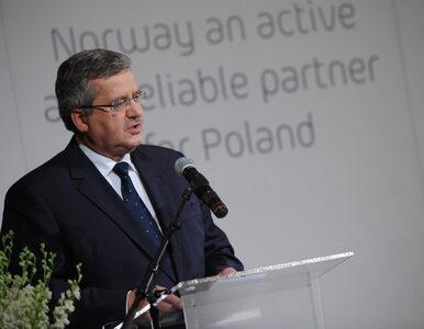 Janukowycz zaprosił Komorowskiego do Kijowa. Komorowski zaproszenie...