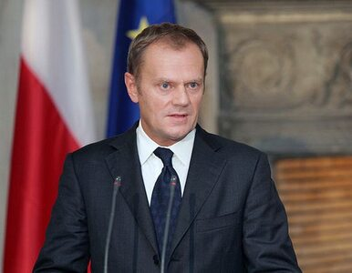 Tusk spotkał się z  przewodniczącym Rady Europejskiej