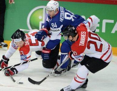 MŚ w hokeju: Kanada rozgromiła Francję