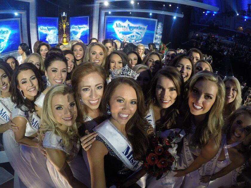 Finalistki Miss America 2018