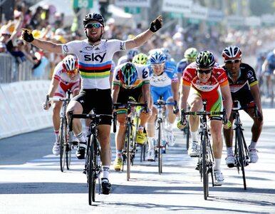Mistrz świata wygrał piąty etap Giro d'Italia