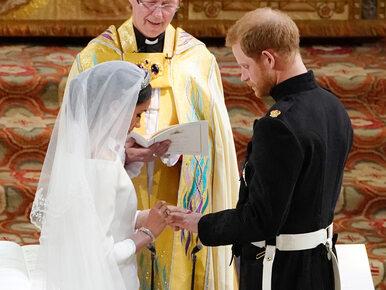 Książę Harry popłakał się na weselu. Co doprowadziło pana młodego do łez?