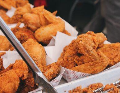 Uwielbiasz smażonego kurczaka? Grozi ci przedwczesna śmierć