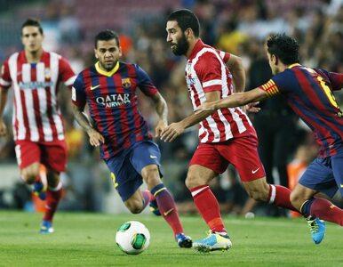 NA ŻYWO: Atletico Madryt - FC Barcelona