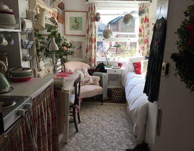 Najchętniej oglądane mieszkanie w Londynie. Wnętrze zaskakuje