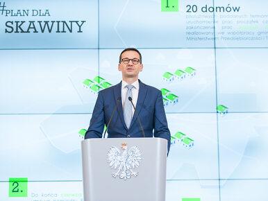 Premier Morawiecki przedstawił program walki ze smogiem. Ruszy...