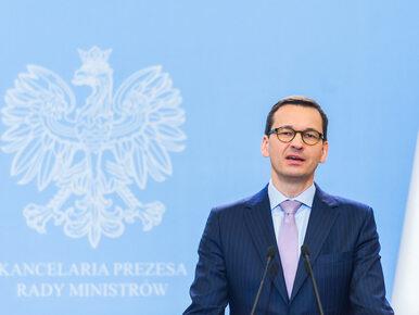 Premier Morawiecki o proteście w Sejmie: Zrealizowaliśmy postulaty....