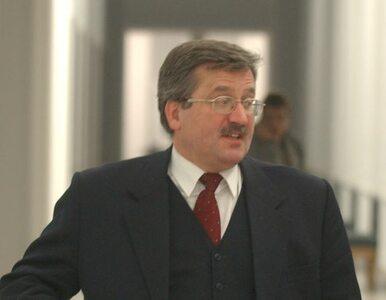 Nie chcą odznaczeń od Komorowskiego, bo nie szanował Lecha Kaczyńskiego