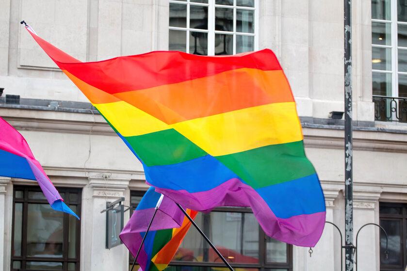 LGBT, tęczowa flaga