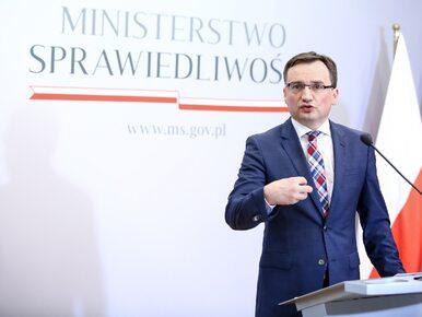 """Ziobro o szczegółach afery lichwiarskiej w Gdańsku. """"Jest prawie stu..."""
