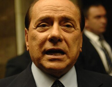 """Prokurator: w domu Berlusconiego funkcjonował """"system prostytucji"""""""