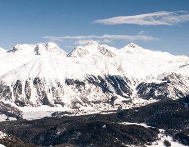 Cud w Alpach: 70-latek przeżył tydzień w lodowej szczelinie