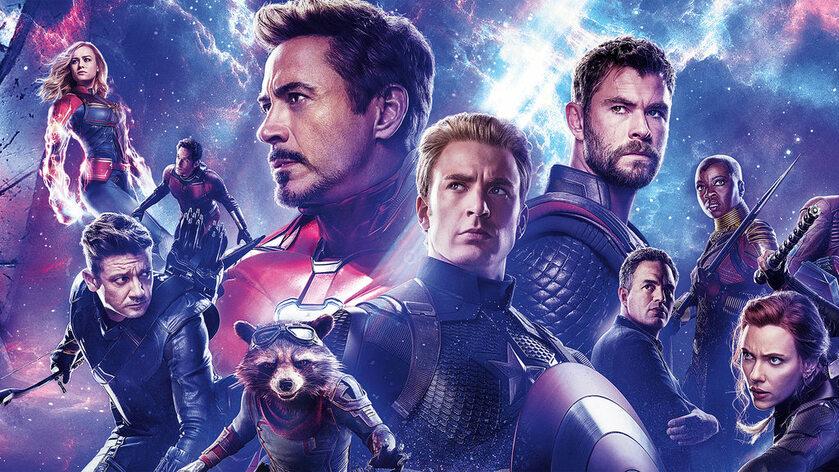 """Avengers: Koniec gry"""
