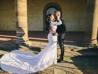Tak wyglądał ślub Kim Kardashian i Kany'ego Westa. Celebrytka pokazała...