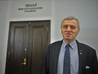 """Senator Zając broni senatora Koguta. """"Jest osobą bardzo wierzącą,..."""