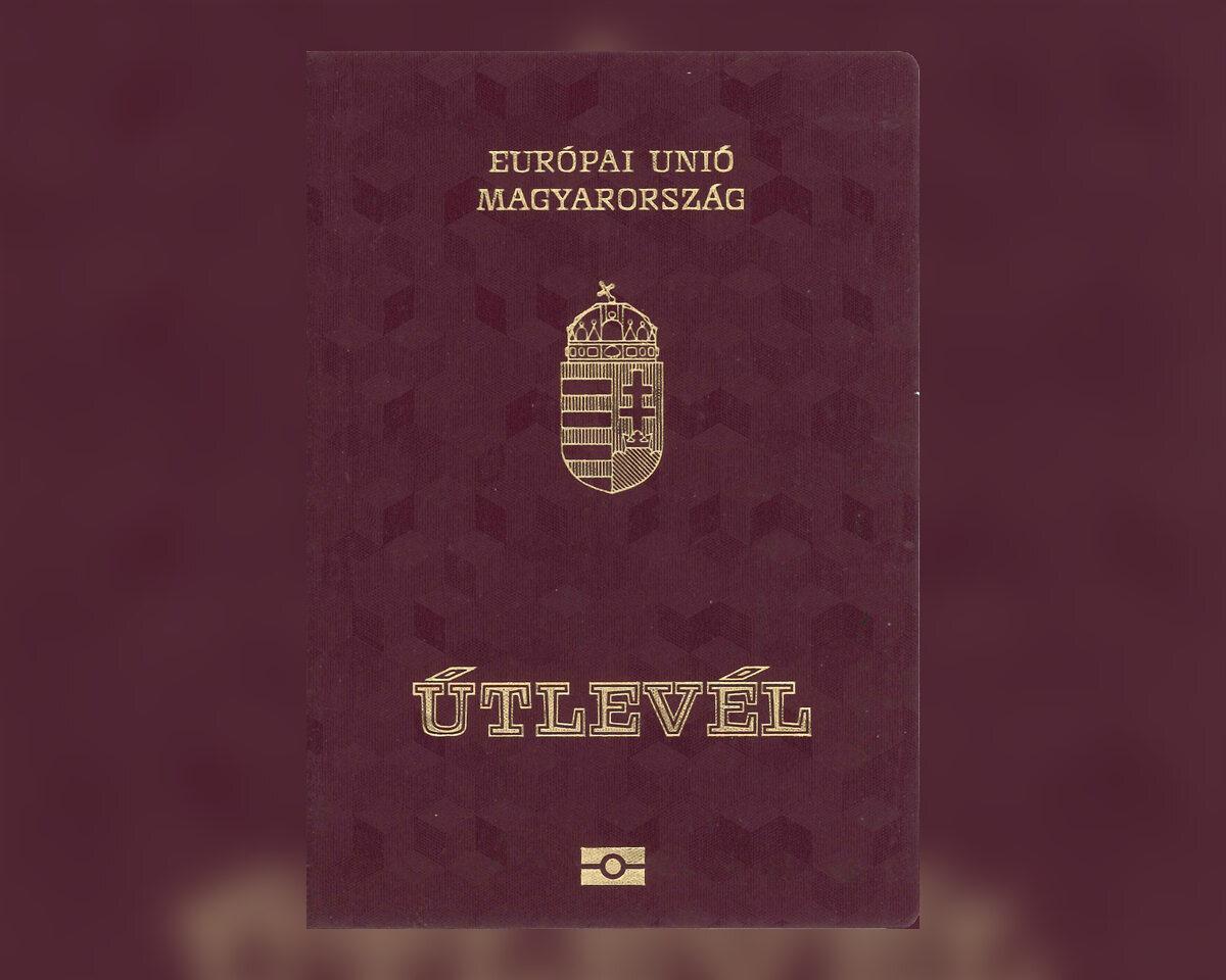 5. Węgierski paszport