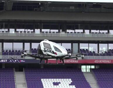 Autonomiczny Pojazd Powietrzny. Twórcy chcą opanować rynek latających...