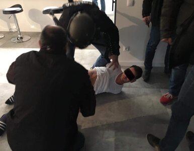 Był poszukiwany w Niemczech za porwanie dla okupu. Zatrzymano go pod...