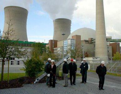 Niemcy wyłączają 7 elektrowni atomowych