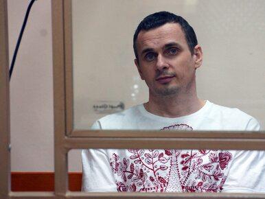 Rosjanie: Ołeh Sencow zakończył głodówkę