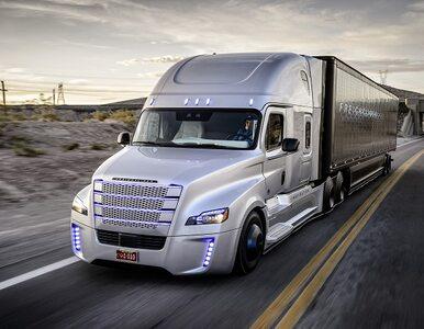 Autonomiczne ciężarówki będą testowane w Niemczech