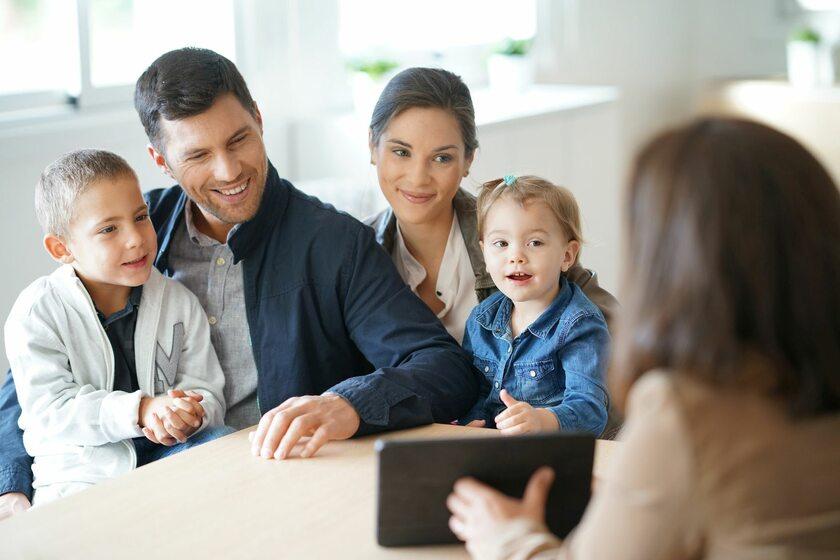 Rodzina, zdj. ilustracyjne