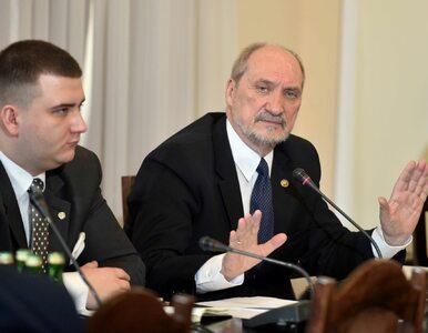 MJN o otoczeniu szefa MON: Posiada silne związki z rosyjskim kapitałem....