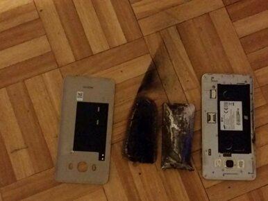 Zapaliła się bateria w kolejnym modelu smartfona Samsunga