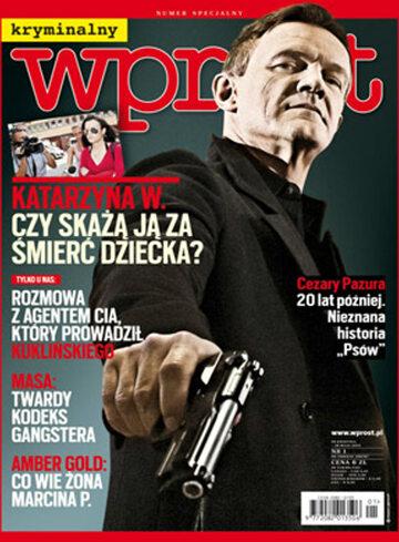 Okładka tygodnika WPROST: 18/2013